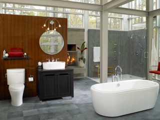 Bathroom Fixtures in Calgary